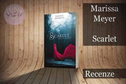 Scarlet (Marissa Meyer)