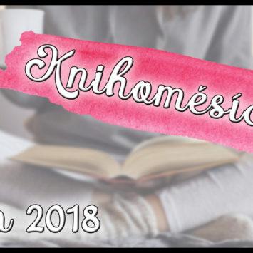 Knihoměsíc #1 – leden 2018
