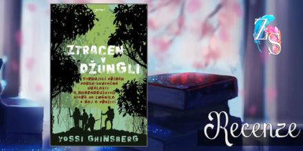 Ztracen vdžungli (recenzní e-book)
