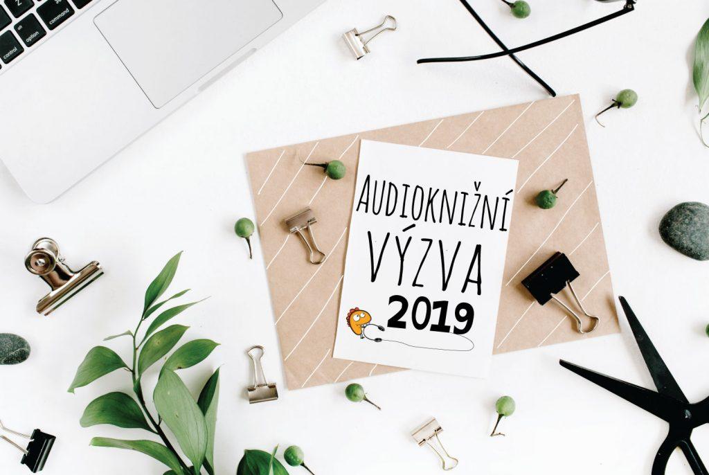 Audioknižní výzva sAudinem 2019