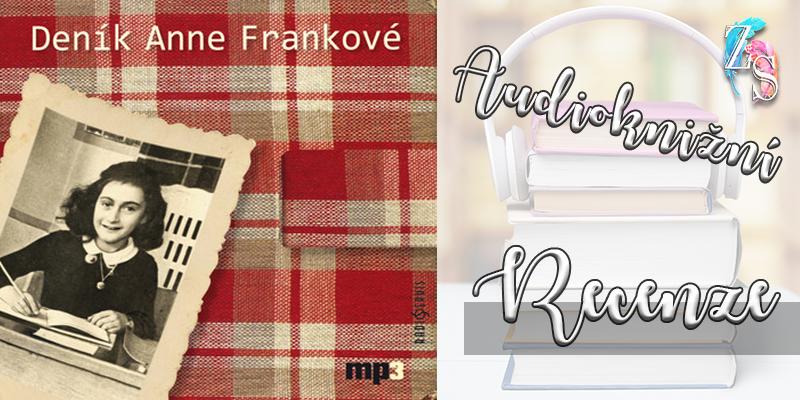Anna Franková – Deník Anne Frankové (audiokniha)