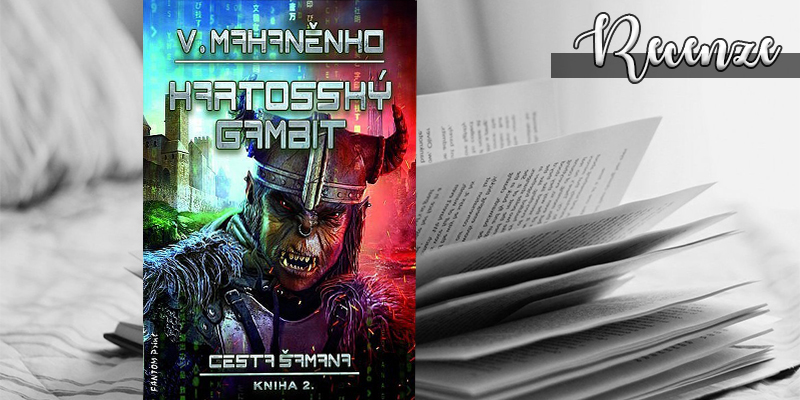 Vasilij Mahaněnko – Kartosský gambit (recenzní kniha)
