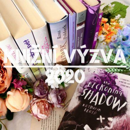 Moje knižní výzva 2020